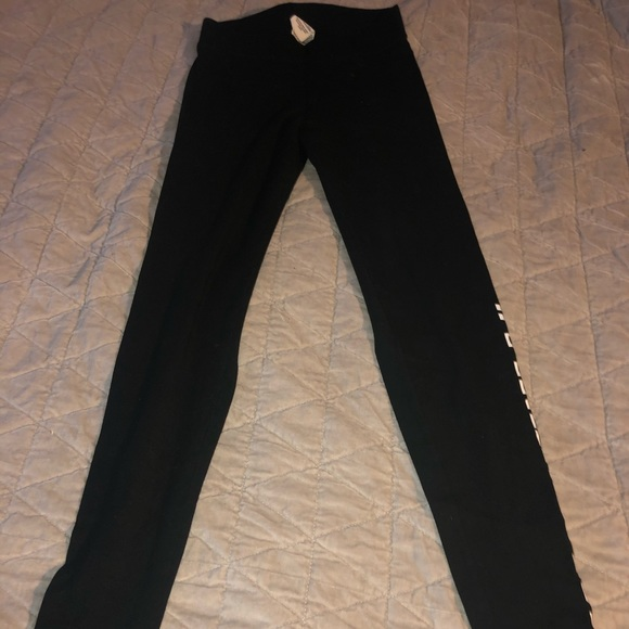 PINK Victoria's Secret Pants - Xsmall pink leggings